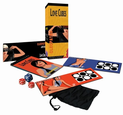Love Cubes Cleopatra Sexspel