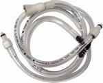 Twee-weg-bevestigings-slang voor gebruik van cylinders tegel