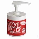 Anaal glijmiddel - Anal lube cinnamon (hot)