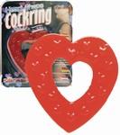 Hartvormige Jelly Cockring