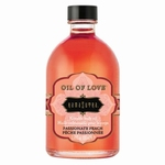 Kamasutra Massage olie - Oil of Love Passionated peach