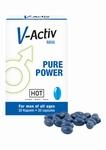 V-Activ Stimulation Caps voor mannen, 20 stuks