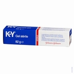 K-Y Steriel Bevochtigingsgel, glijmiddel, 82 gram