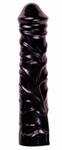 X-MAN Monster Dong 31 cm, zwart