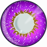 Funlenzen, HypnotEyes contactlenzen, Natural Violet