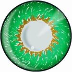 Funlenzen, HypnotEyes contactlenzen, Natural Green