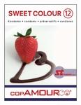 copAMOUR Sweet Color 12 stuks condooms met smaakje