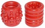 Oxballs Slug 1 Ballstretcher, rood
