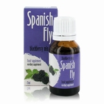 Spanish Fly Lustopwekker, 15ml, Blackberry Mix