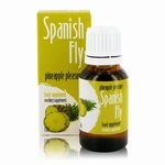 Spanish Fly Lustopwekker, 15ml, Pineapple Pleasure